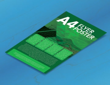 Flyers Leaflets & Posters