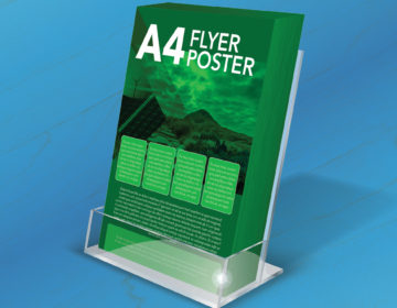 Flyer Leaflet Holders