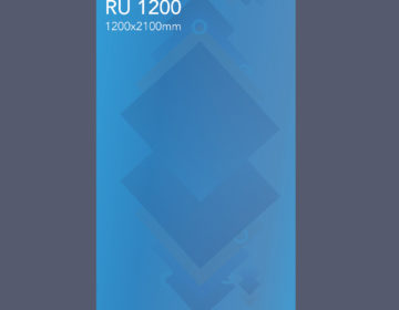 RU1200 Pull Up Banner