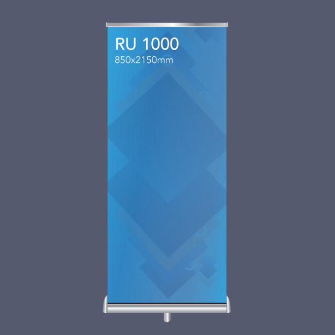 RU1000 Pull Up Banner